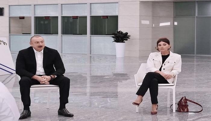 """""""Biri deyir mənə heç nə olmaz, biri deyir mən qorxmuram"""" - İlham Əliyev"""
