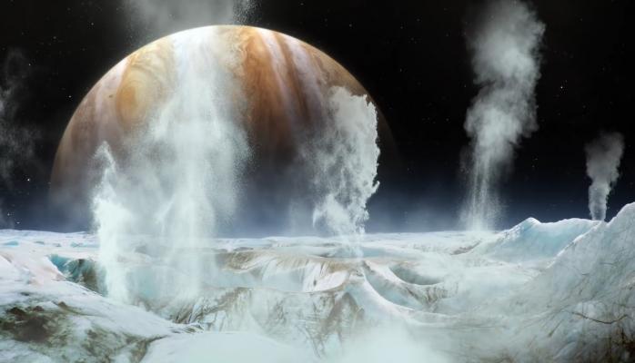 NASA Yupiterin peykində su buxarı olduğunu təsdiqlədi