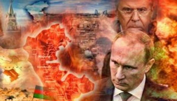 """""""Putin Qarabağ münaqişəsini həll edir, bir şərtlə ki…"""" – Rus nəşrindən şok iddia"""