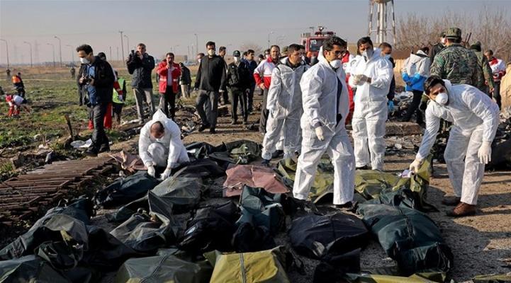 Vurulan Ukrayna təyyarəsində 4 azərbaycanlı olub – İrana etiraz