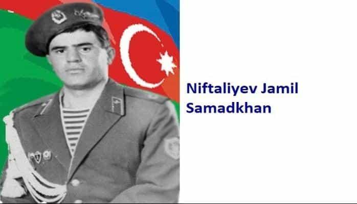 Niftaliyev Jamil Samadkhan
