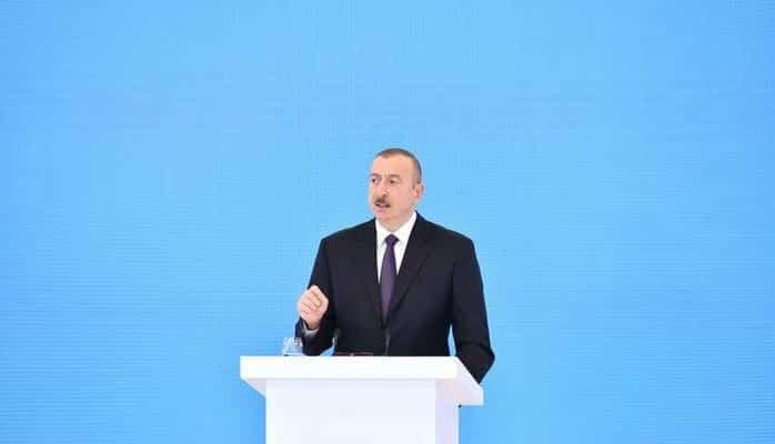 Prezident: Bundan sonra da neft gəlirləri sosial məsələlərə, iqtisadiyyatın şaxələndirilməsinə yönəldiləcək