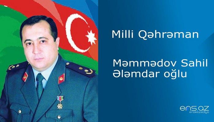 Sahil Məmmədov Ələmdar oğlu