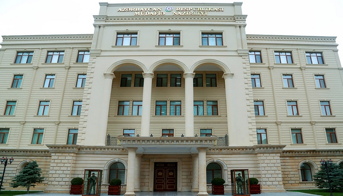 Azerbaijan Defense Minister expressed condolences to the Turkish side