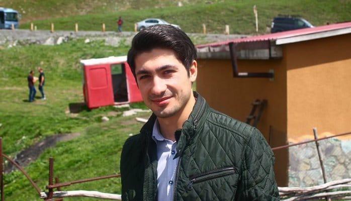 25 yaşında Gürcüstanda direktor təyin olunan azərbaycanlı