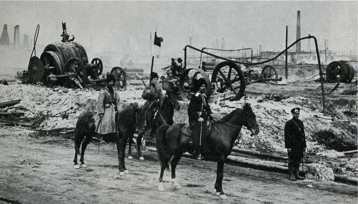 Первые армяно-азербайджанские столкновения