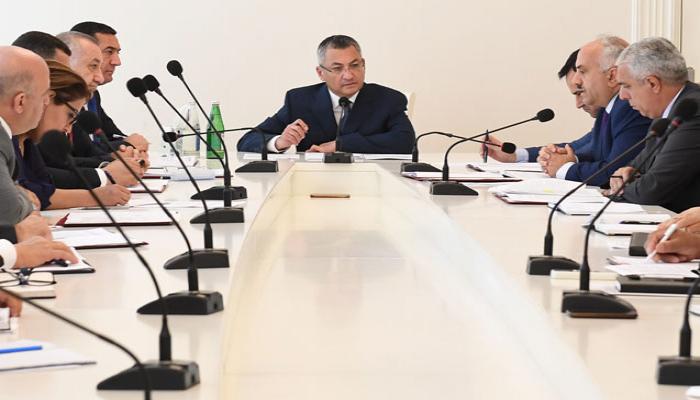 """""""Qaçqınkom""""un 2 sektor müdiri cəzalandırıldı"""