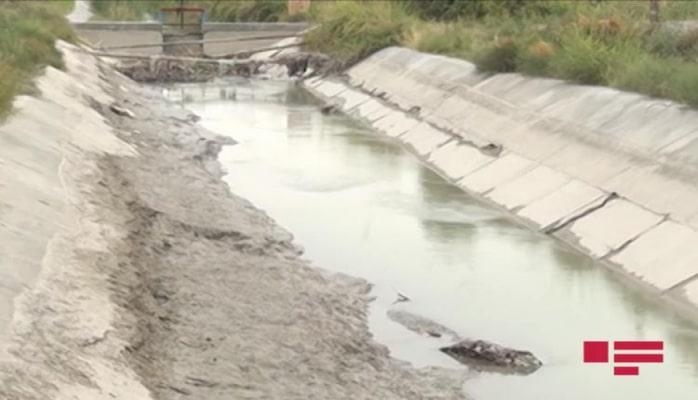 SOS: Azərbaycanın 11 rayonunda su qıtlığı yaranıb, su idarələrinə qənaət rejiminə keçmək tapşırılıb