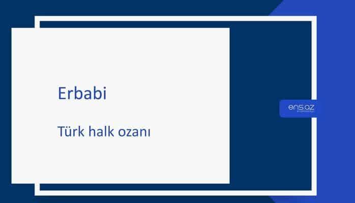 Erbabi
