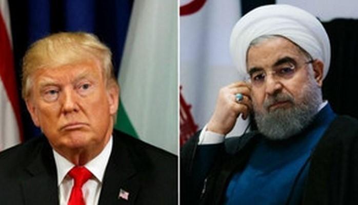 Donald Tramp Həsən Ruhani ilə görüşməyi istisna etməyib
