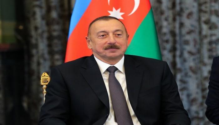 Azərbaycan Prezidenti Küveytin Baş Naziri ilə görüşdü