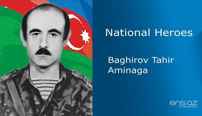 Baghirov Tahir Aminaga