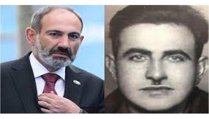 Paşinyan babasının faşistlər tərəfində vuruşduğunu etiraf etdi - qalmaqal güclənir
