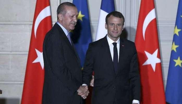 Türkiyə və Fransa prezidentləri arasında telefon danışığı olub