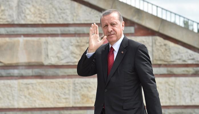 Эрдоган завершил визит в США