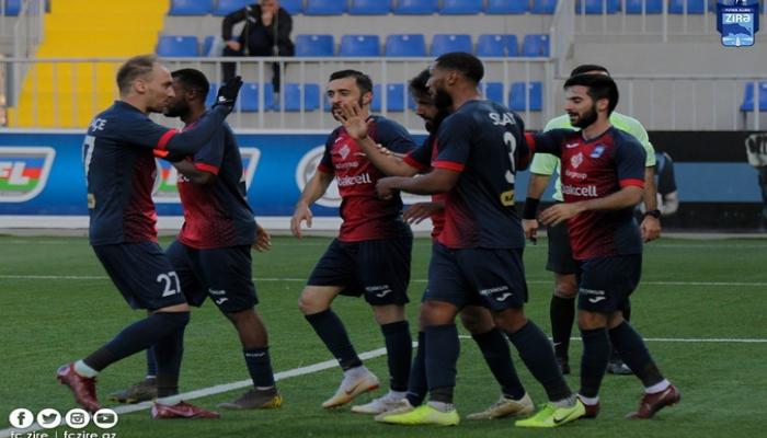 'Zirə' 12 futbolçu ilə müqavilə imzaladı - RƏSMİ