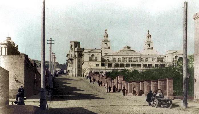 Улицы Баку на цветных открытках 19-начала 20 вв. (ФОТО)