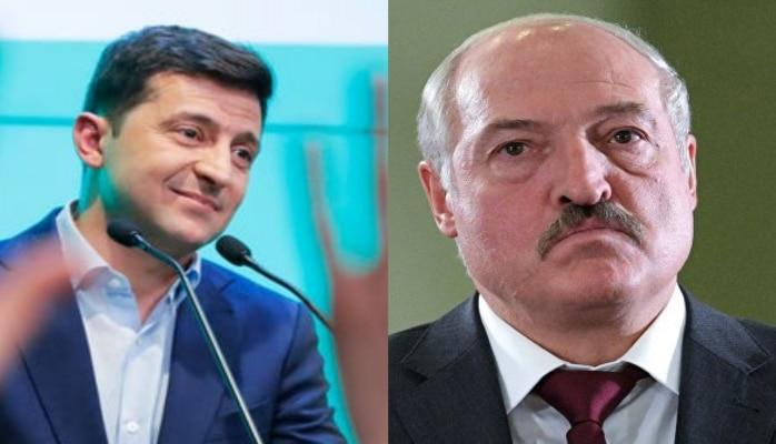 Zelenski Lukaşenkonun təklifini rədd etdi