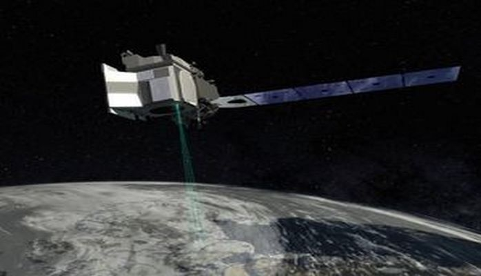NASA is ready to launch a satellite that shoots lasers at the Earth