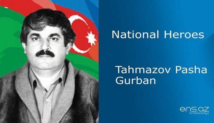 Tahmazov Pasha Gurban