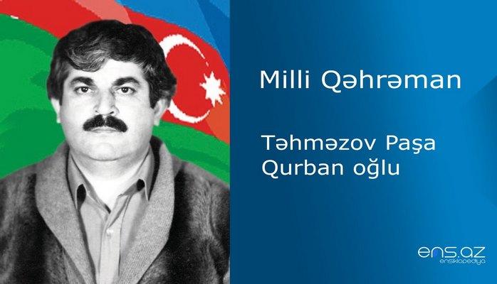 Paşa Təhməzov Qurban oğlu