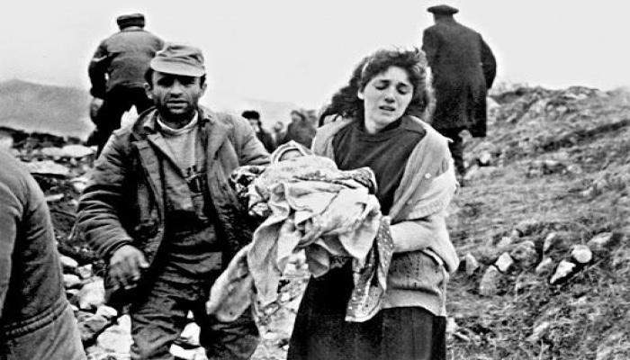 Трагедия в Ходжалы - одно из свидетельств жестокости и бесчеловечности армян