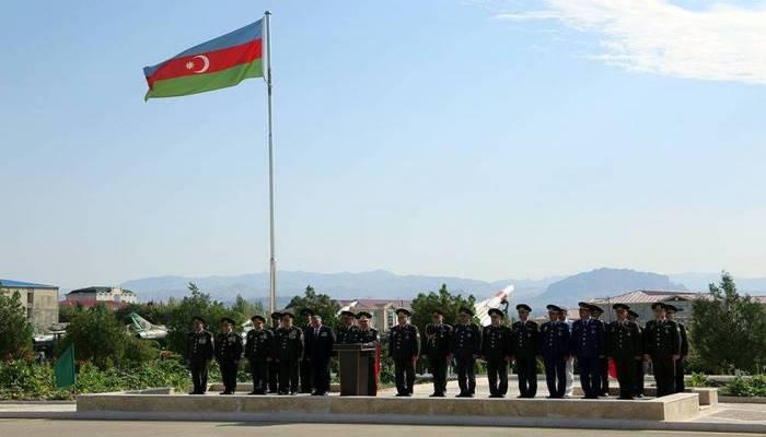 """ƏÜO komandanı: """"Ordumuz işğal altındakı torpaqlarımızı düşməndən azad etməyə qadirdir"""""""