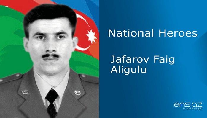 Jafarov Faig Aligulu
