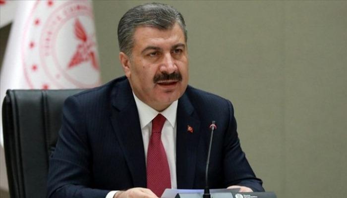 Sağlık Bakanı Fahrettin Koca'dan 'tokalaşma' uyarısı