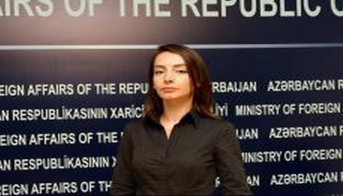 Leyla Abdullayeva: Successful development of Azerbaijani-Russian relations seriously worries some individuals in Russian MFA