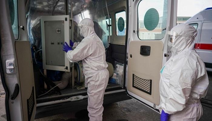 87 yaşlı İngiltərə vətəndaşı koranavirusdan sağaldı