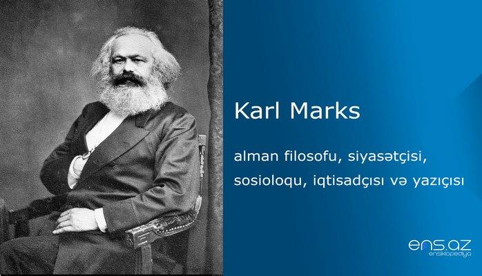 Karl Marks