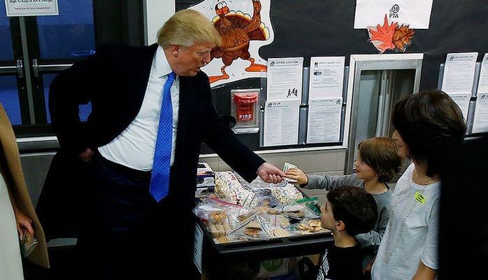 Donald Tramp yenidən prezident seçilmək üçün 106 milyon dollar toplayıb