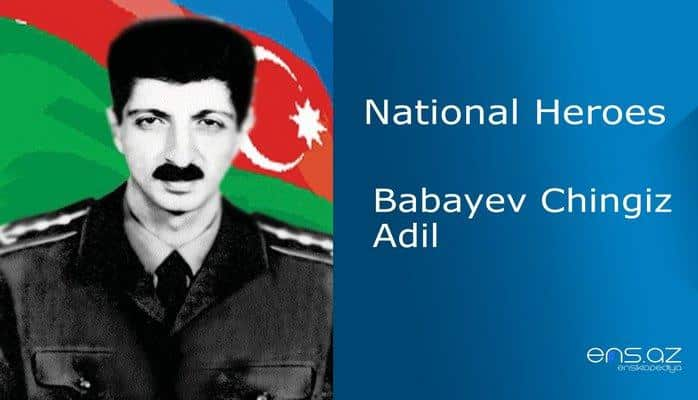 Babayev Chingiz Adil