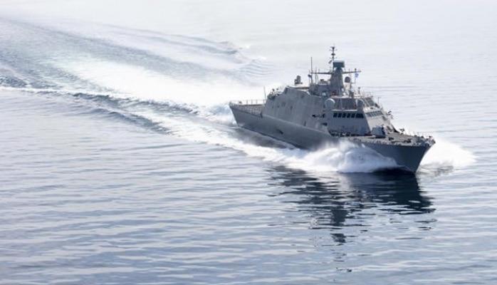ABŞ yeni hərbi gəmisini işə saldı
