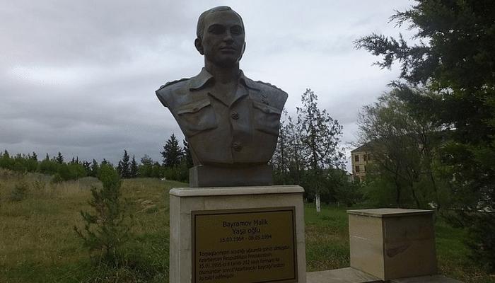 """""""Vikipediya""""çılar şəhidimizi unutmadılar"""