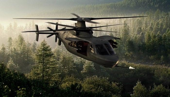 Армия США выбрала два боевых вертолета будущего