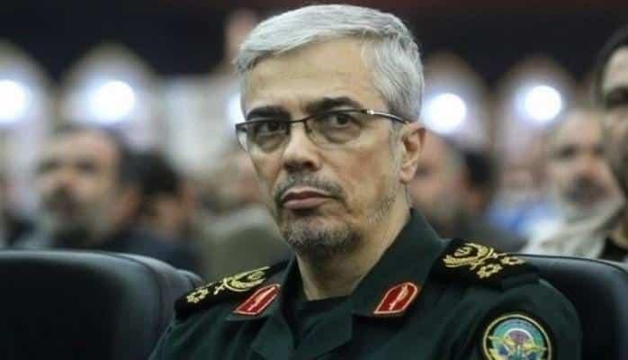 """Baş Qərargah rəisi: """"İran Qarabağ torpaqlarını Azərbaycan torpaqları hesab edir"""""""