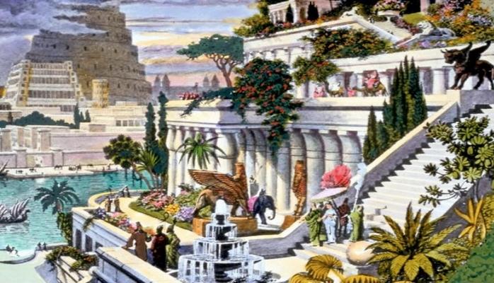 Babilin asma bağları