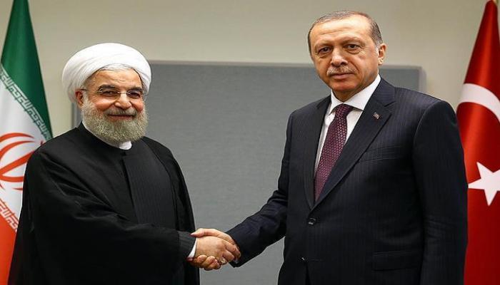 Türkiyə və İran prezidentləri arasında görüş başlayıb