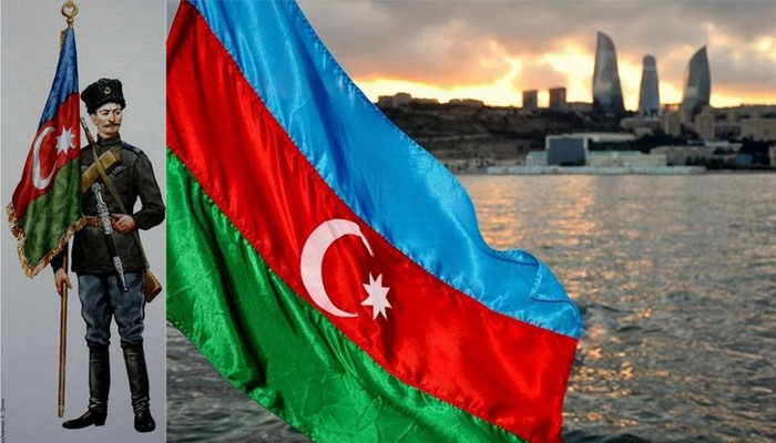 Известное и неизвестное о флаге Азербайджана