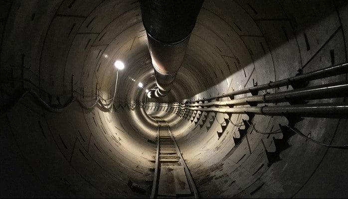 Elon Musk'ın Çılgın Tünel Projesi, Aralık Ayında Kullanıma Açılmaya Hazırlanıyor