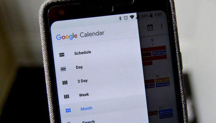 Календари на телефоне оказались опасными