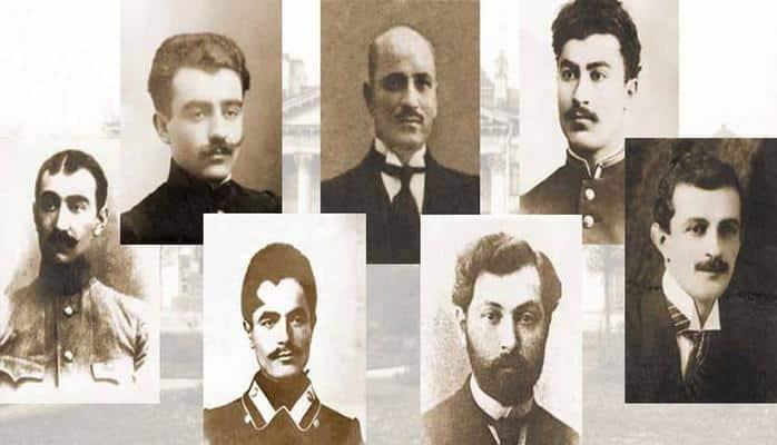 Первые дипломированные юристы-азербайджанцы