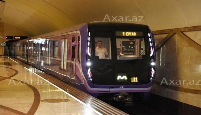 Bakı metrosu sabahdan necə işləyəcək? – Rəsmi