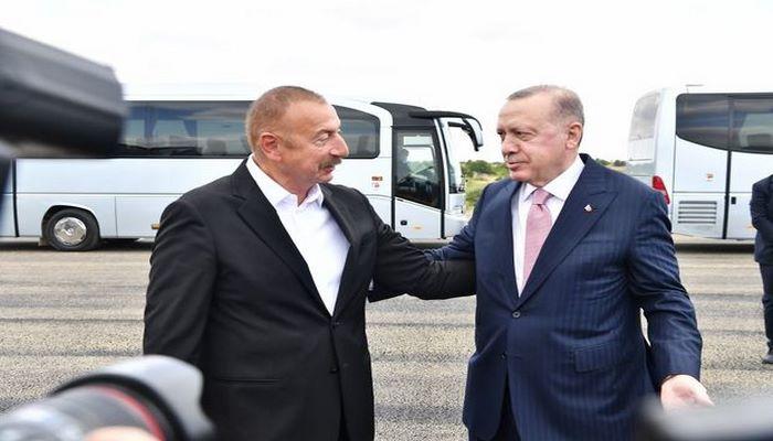 Azərbaycan və Türkiyə prezidentləri Şuşada - CANLI YAYIM