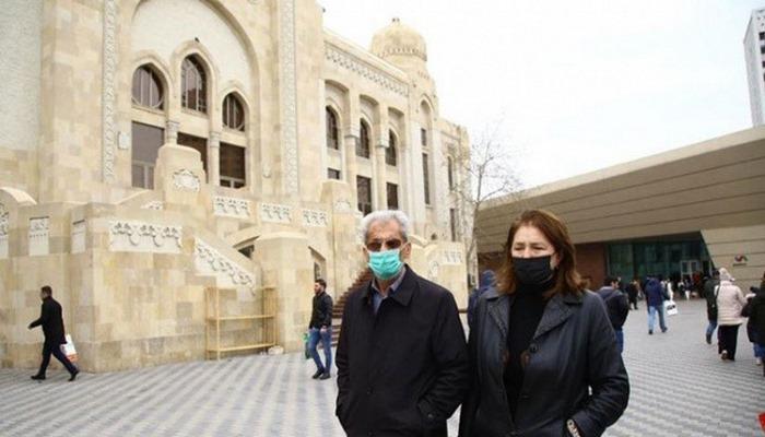Azerbaycan'da son 24 saatte 513 koronavirüs vakası tespit edildi