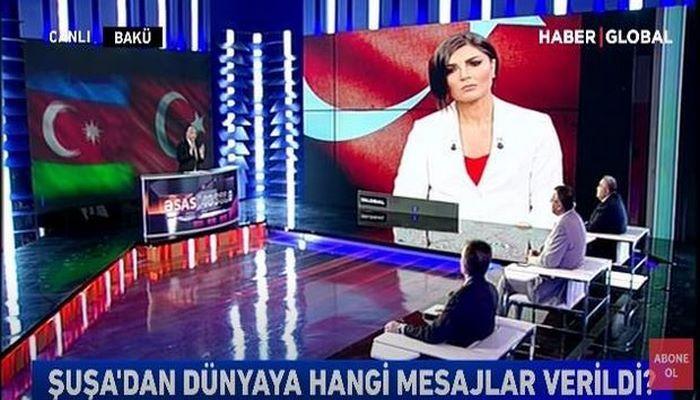 """AzTV-nin """"Haber Global""""la ortaq yayımında tarixi Şuşa səfəri təhlil olunub"""