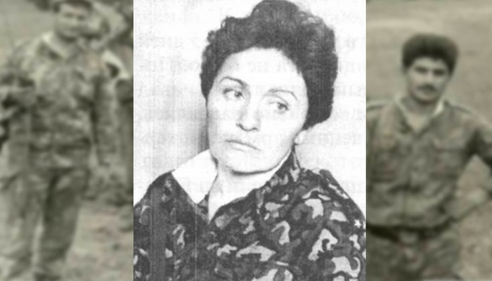 Женщины Карабахской войны: Джавахир Абдуллаева