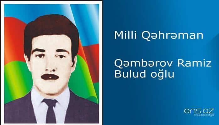 Ramiz Qəmbərov Bulud oğlu